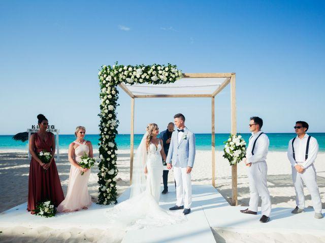 Brandon and Jennifer's Wedding in Punta Cana, Dominican Republic 85