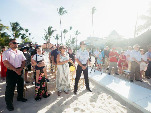 Brandon and Jennifer's Wedding in Punta Cana, Dominican Republic 86