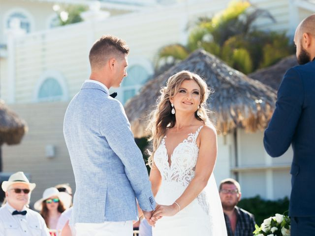 Brandon and Jennifer's Wedding in Punta Cana, Dominican Republic 87