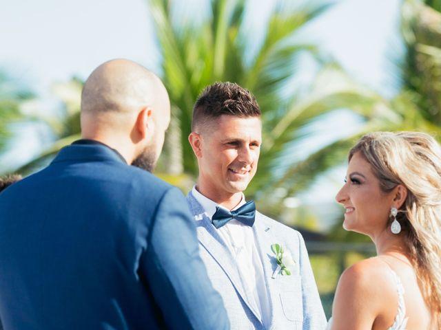 Brandon and Jennifer's Wedding in Punta Cana, Dominican Republic 89