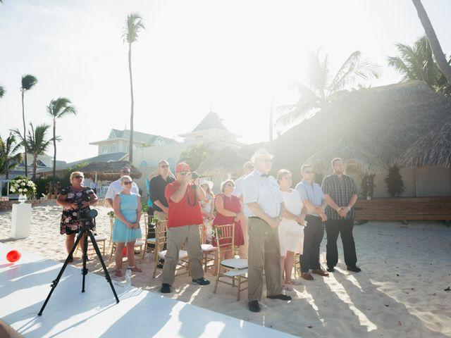 Brandon and Jennifer's Wedding in Punta Cana, Dominican Republic 90