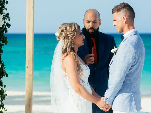 Brandon and Jennifer's Wedding in Punta Cana, Dominican Republic 92