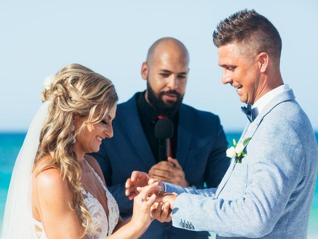 Brandon and Jennifer's Wedding in Punta Cana, Dominican Republic 94