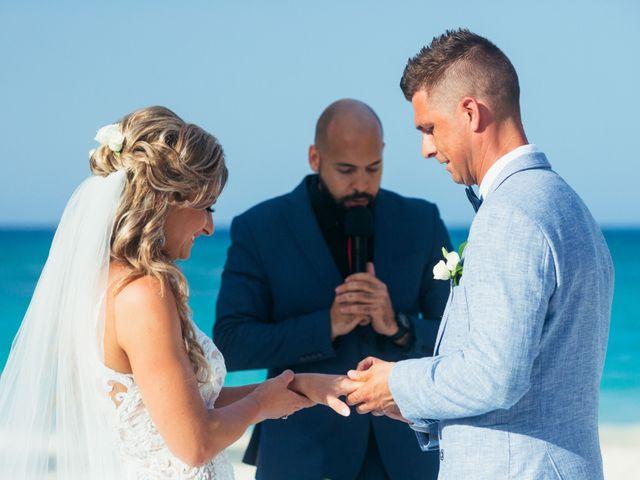 Brandon and Jennifer's Wedding in Punta Cana, Dominican Republic 95