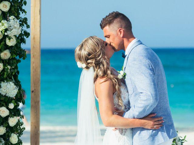 Brandon and Jennifer's Wedding in Punta Cana, Dominican Republic 96