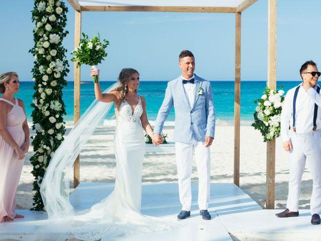 Brandon and Jennifer's Wedding in Punta Cana, Dominican Republic 97