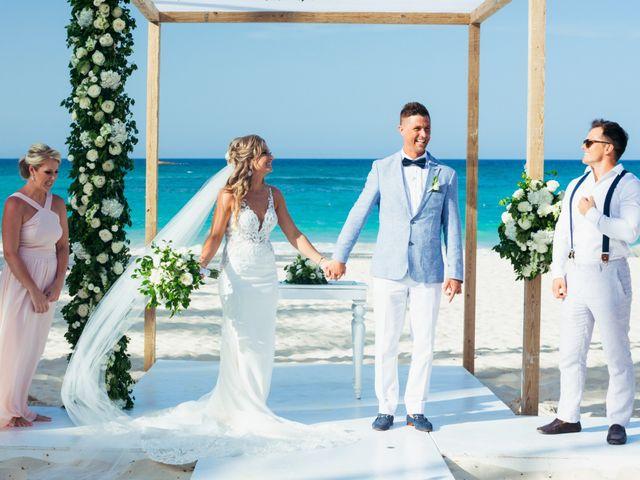 Brandon and Jennifer's Wedding in Punta Cana, Dominican Republic 98
