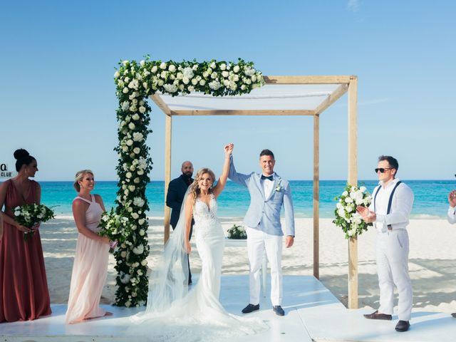 Brandon and Jennifer's Wedding in Punta Cana, Dominican Republic 99