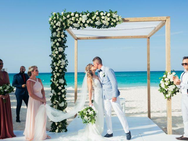 Brandon and Jennifer's Wedding in Punta Cana, Dominican Republic 100