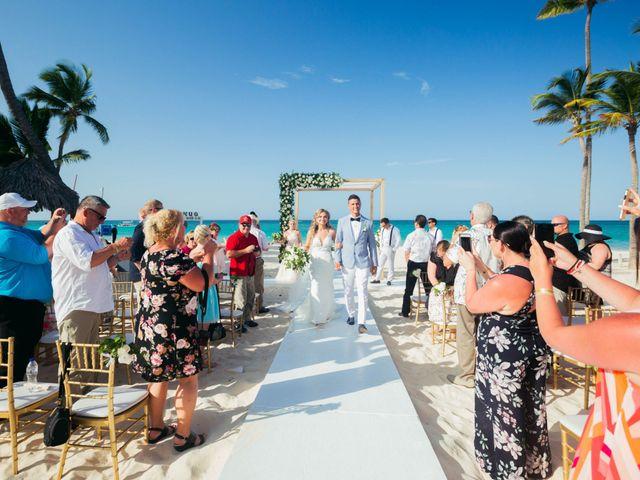 Brandon and Jennifer's Wedding in Punta Cana, Dominican Republic 101