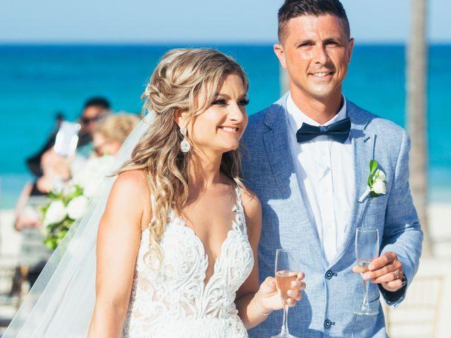 Brandon and Jennifer's Wedding in Punta Cana, Dominican Republic 102