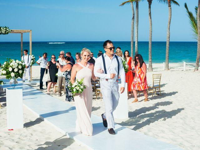 Brandon and Jennifer's Wedding in Punta Cana, Dominican Republic 103