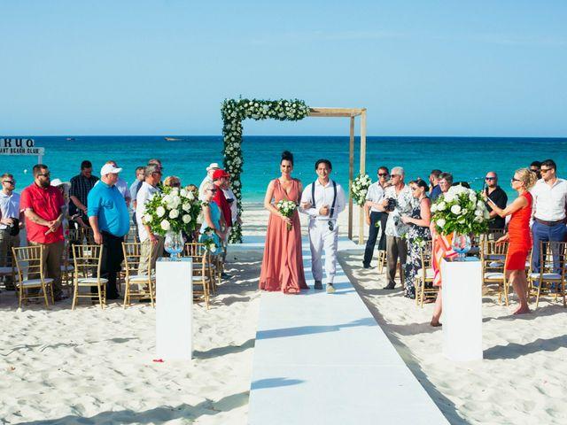 Brandon and Jennifer's Wedding in Punta Cana, Dominican Republic 104