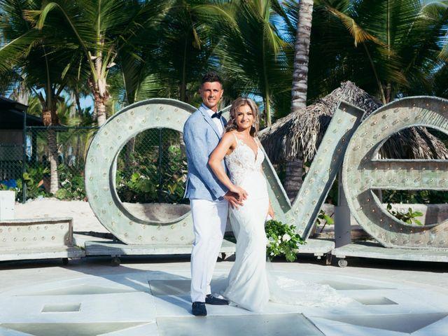Brandon and Jennifer's Wedding in Punta Cana, Dominican Republic 105