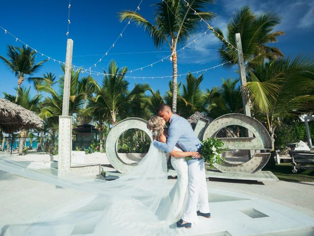 Brandon and Jennifer's Wedding in Punta Cana, Dominican Republic 106