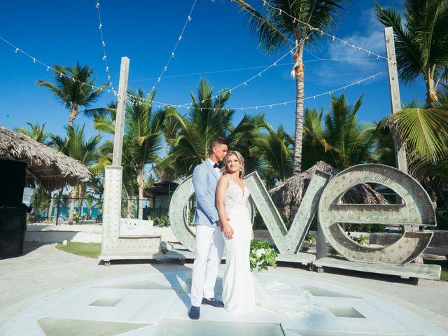 Brandon and Jennifer's Wedding in Punta Cana, Dominican Republic 107