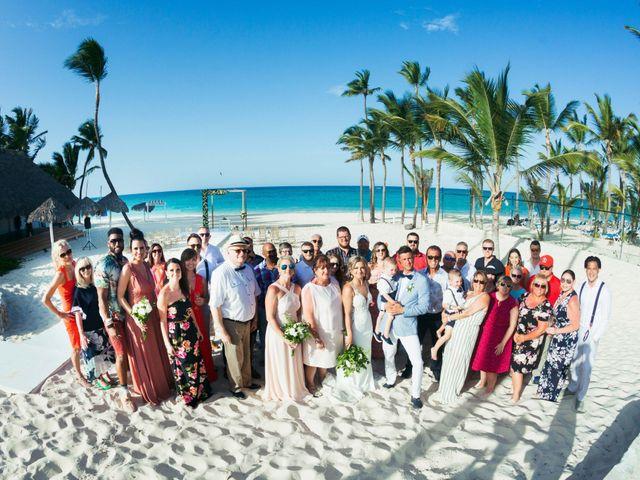 Brandon and Jennifer's Wedding in Punta Cana, Dominican Republic 108