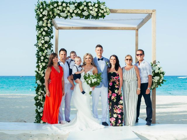 Brandon and Jennifer's Wedding in Punta Cana, Dominican Republic 109