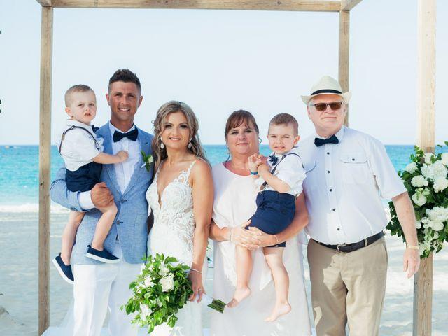 Brandon and Jennifer's Wedding in Punta Cana, Dominican Republic 110