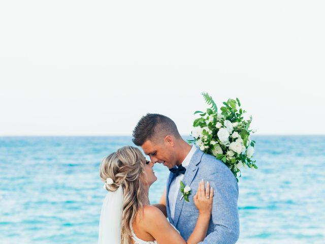 Brandon and Jennifer's Wedding in Punta Cana, Dominican Republic 113