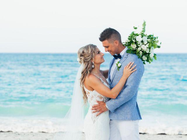 Brandon and Jennifer's Wedding in Punta Cana, Dominican Republic 114