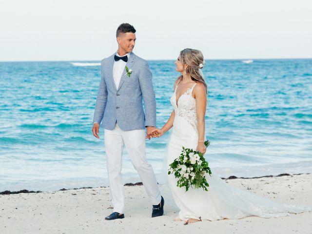 Brandon and Jennifer's Wedding in Punta Cana, Dominican Republic 116