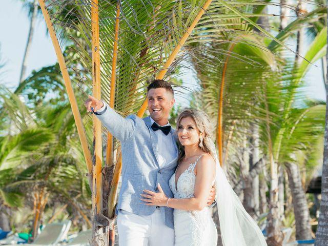 Brandon and Jennifer's Wedding in Punta Cana, Dominican Republic 119
