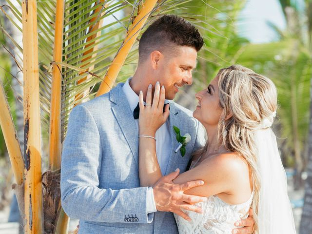 Brandon and Jennifer's Wedding in Punta Cana, Dominican Republic 120