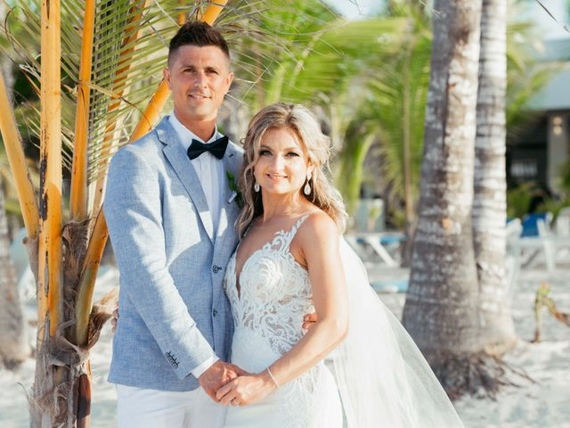 Brandon and Jennifer's Wedding in Punta Cana, Dominican Republic 122