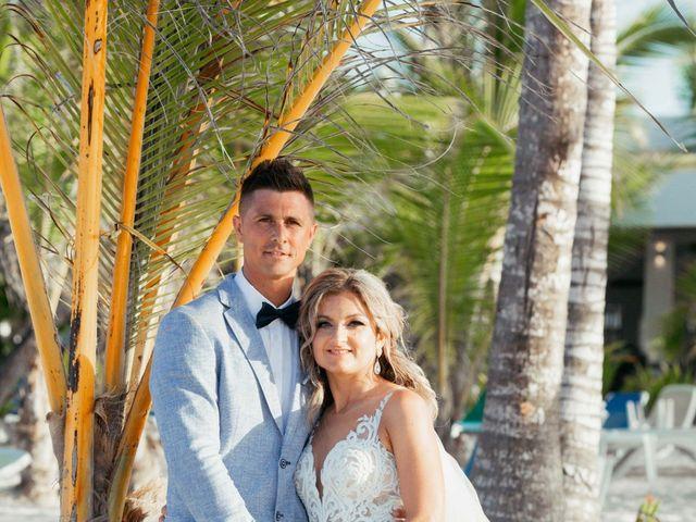 Brandon and Jennifer's Wedding in Punta Cana, Dominican Republic 123
