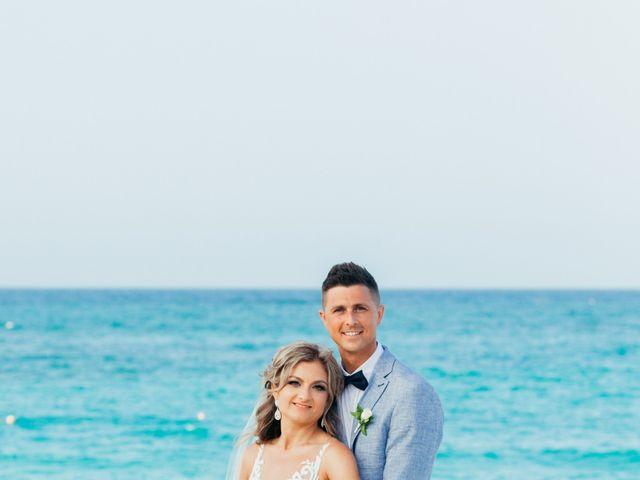 Brandon and Jennifer's Wedding in Punta Cana, Dominican Republic 124