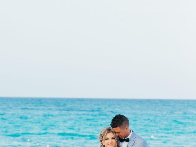 Brandon and Jennifer's Wedding in Punta Cana, Dominican Republic 125