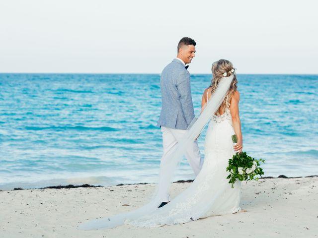 Brandon and Jennifer's Wedding in Punta Cana, Dominican Republic 126