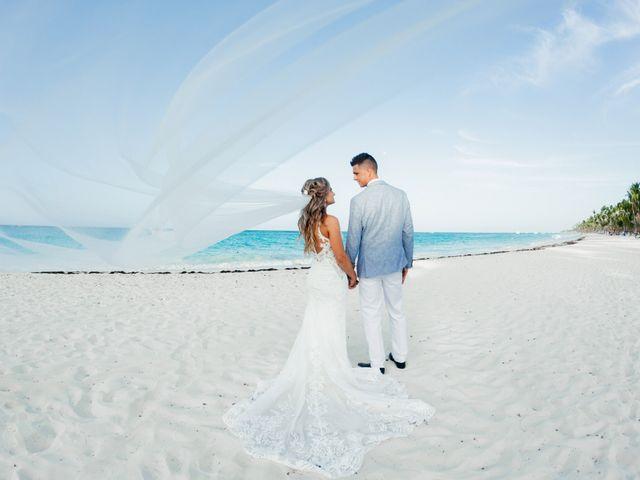 Brandon and Jennifer's Wedding in Punta Cana, Dominican Republic 127