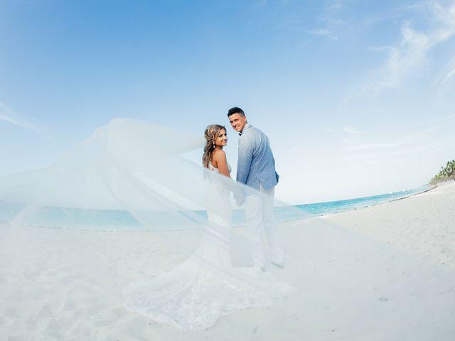 Brandon and Jennifer's Wedding in Punta Cana, Dominican Republic 128