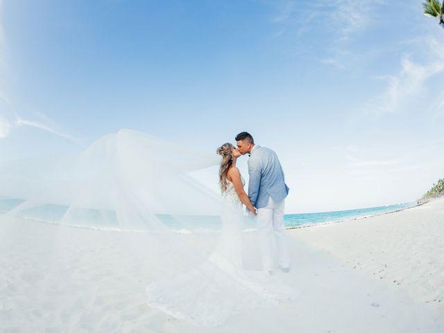 Brandon and Jennifer's Wedding in Punta Cana, Dominican Republic 129