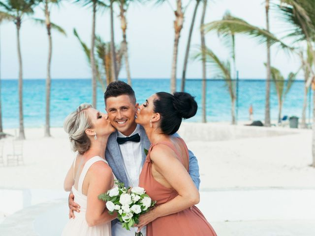 Brandon and Jennifer's Wedding in Punta Cana, Dominican Republic 131