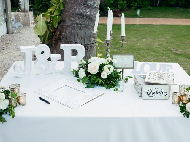 Brandon and Jennifer's Wedding in Punta Cana, Dominican Republic 134