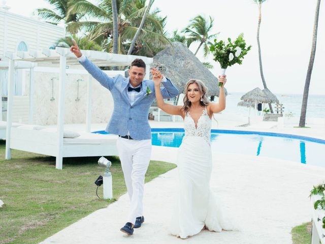 Brandon and Jennifer's Wedding in Punta Cana, Dominican Republic 138