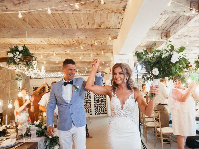 Brandon and Jennifer's Wedding in Punta Cana, Dominican Republic 139