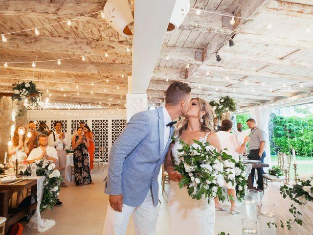 Brandon and Jennifer's Wedding in Punta Cana, Dominican Republic 140
