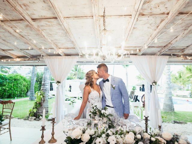 Brandon and Jennifer's Wedding in Punta Cana, Dominican Republic 142