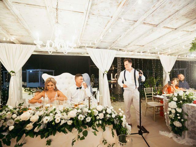 Brandon and Jennifer's Wedding in Punta Cana, Dominican Republic 143