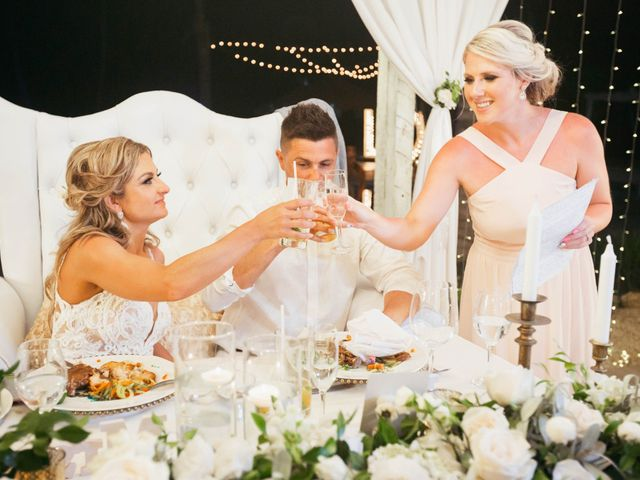 Brandon and Jennifer's Wedding in Punta Cana, Dominican Republic 148