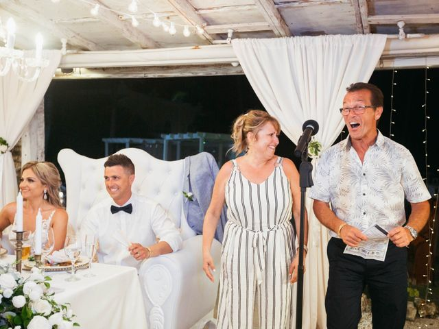 Brandon and Jennifer's Wedding in Punta Cana, Dominican Republic 149