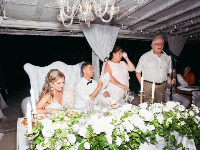 Brandon and Jennifer's Wedding in Punta Cana, Dominican Republic 153