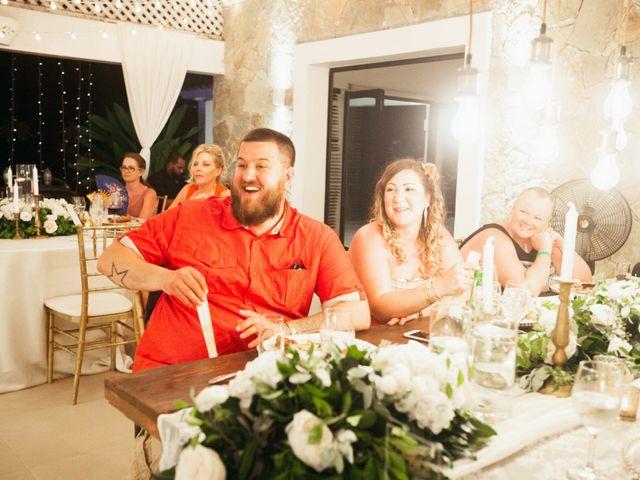Brandon and Jennifer's Wedding in Punta Cana, Dominican Republic 154