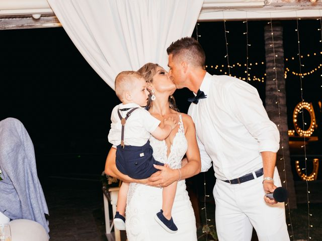 Brandon and Jennifer's Wedding in Punta Cana, Dominican Republic 156