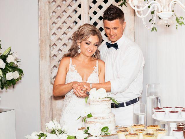 Brandon and Jennifer's Wedding in Punta Cana, Dominican Republic 161