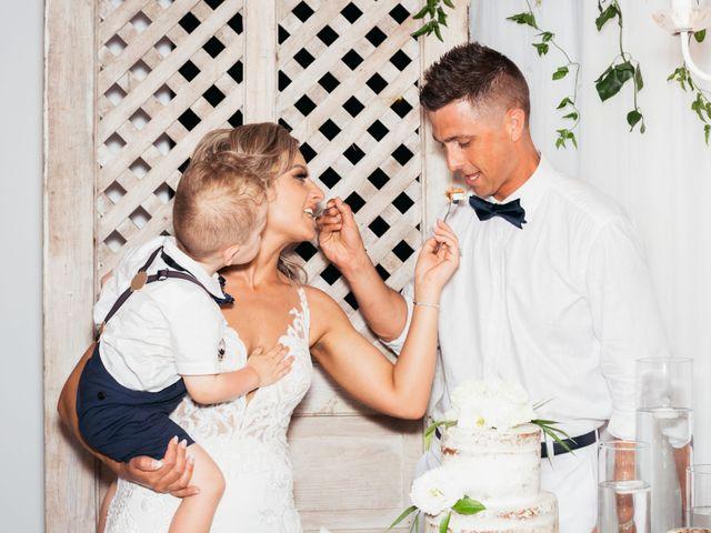 Brandon and Jennifer's Wedding in Punta Cana, Dominican Republic 163